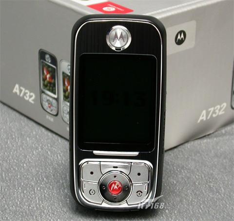 滑盖指书摩托罗拉A732手机深度评测