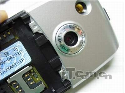 西门子百万像素商务手机S65仅1499