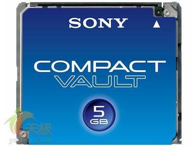索尼发布微硬盘剑指数码单反相机市场