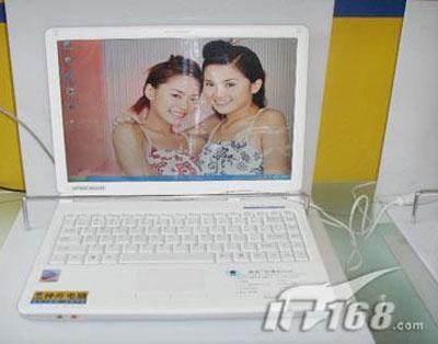 白色圣诞节时尚IT礼物之笔记本电脑篇