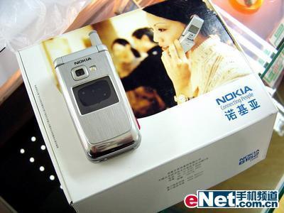 新品上市诺基亚6152手机迎圣诞