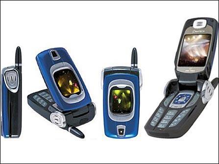 泛泰双机齐降首款测温手机G670只卖1380元