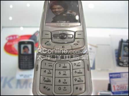 手机可当作遥控器唯开滑盖VK900只1600元