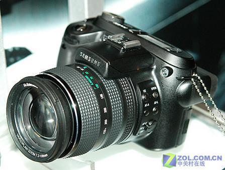 聚焦专业十大外国人最向往的数码相机(8)