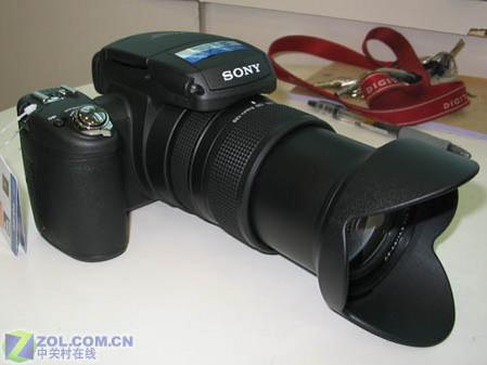 聚焦专业十大外国人最向往的数码相机(4)