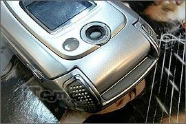 金属网格扬声器三星蓝牙音乐新机X808登场