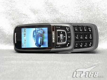 再造辉煌三星经典D608手机不到3000元