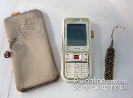 小巧典雅诺基亚直板手机7360不足2500