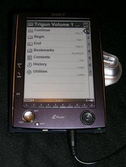 直击CES2006:索尼电子纸亮相消费电子展