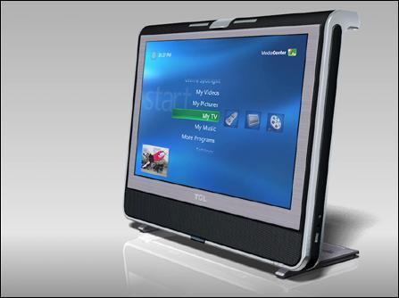 开创新时代TCL首发双核迅驰笔记本电脑
