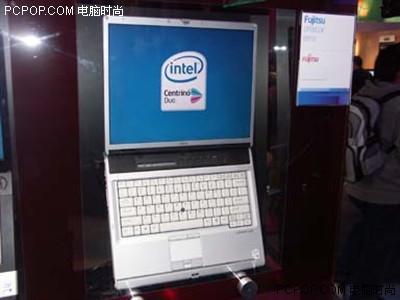 CES2006:Napa平台迅驰Ⅲ笔记本全赏