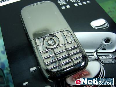 镜面阿尔卡特OT-C750手机抢先到货