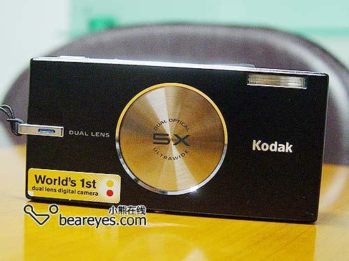 双镜头DC降价柯达V570直逼3000元大关