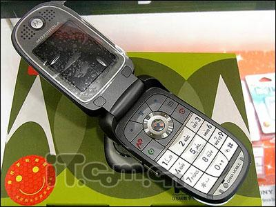 MOTO新品手机不断V191折叠机上市