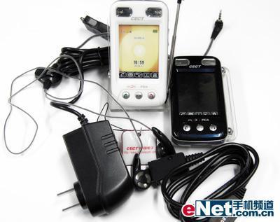 再掀娱乐浪潮CECT音乐手机V180低价上市
