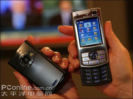 06年奋力一击近期市场最具看点手机导购(7)