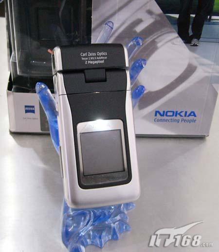 蔡司镜头诺基亚多媒体手机N90降至4650元