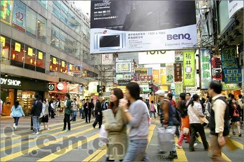 日韩货大泻价香港行货手机市场综述