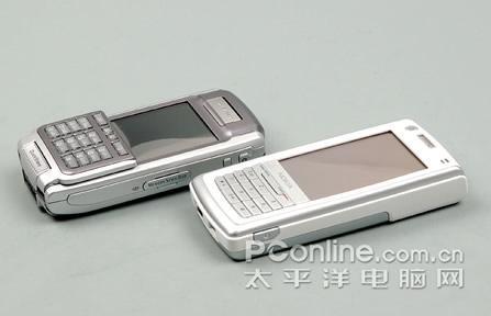 融合手写诺基亚首款UIQ手机6708上市