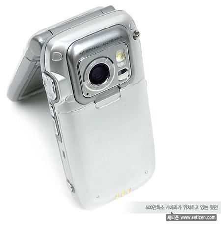 媲美C960泛泰500万像素AF机IM-8600赏