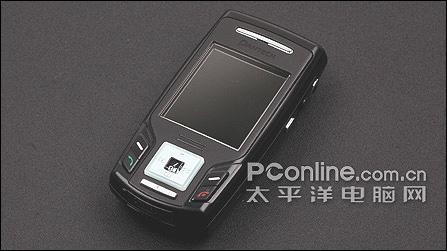 卓尔不群泛泰超薄滑盖手机PG-3600评测