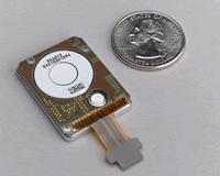 超小型Imation推0.85英寸迷你移动硬盘