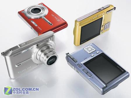 至轻至薄12款卡片式数码相机激情推荐(8)