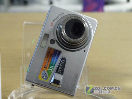 至轻至薄12款卡片式数码相机激情推荐(12)