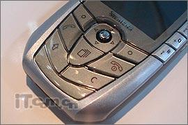 经典Symbian机西门子SX1手机再现江湖