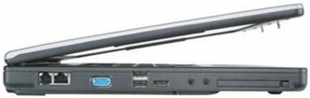 戴尔笔记本512MB加60GB售价6099元