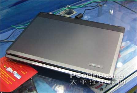 游戏机皇华硕A6Ja双核笔记本整装待发