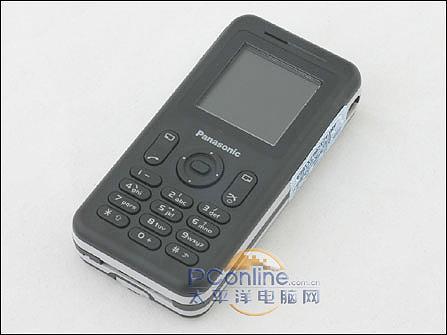 直线降到底松下简约直板手机A200不到600元