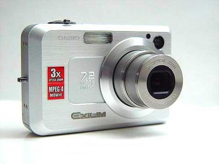 700W像素经典卡西欧Z750套装仅3580元