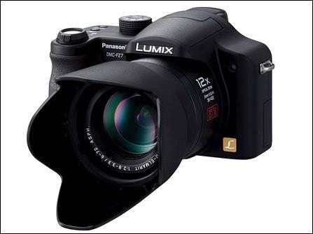 12倍光学变焦松下发布小型化长焦相机