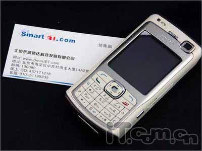 限量诺基亚N70手机价格小幅下调仅售3950