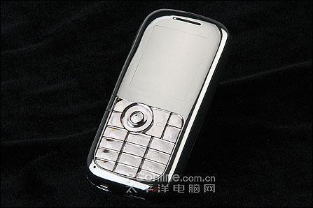 银甲战神阿尔卡特全镜面手机OT-C750评测