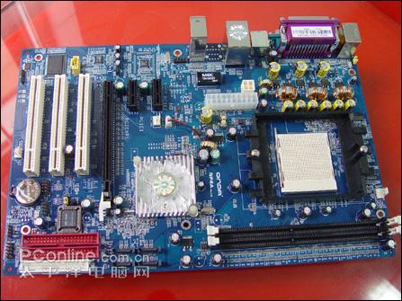 939高端低价位昂达NF4A主板上市价599元