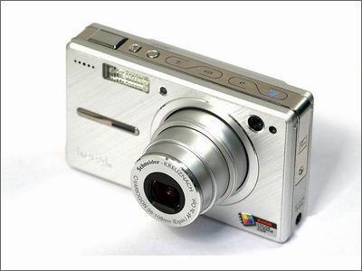 意外500万超薄相机柯达V550仅2400元