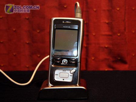 为音乐痴狂诺基亚N91上市前详细试用