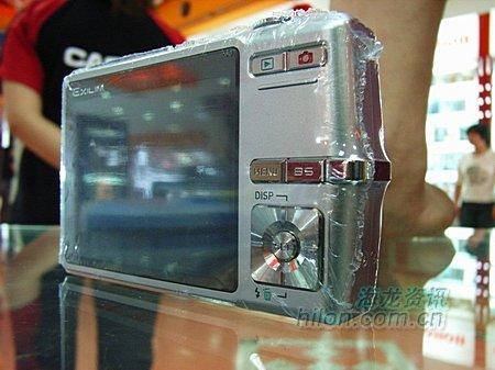 超薄伸缩镜头DC卡西欧Z500现价2880元