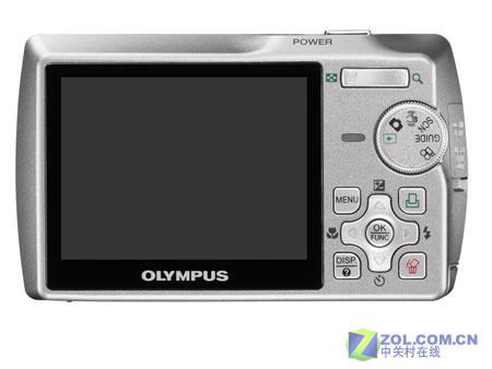 700万像素小型相机奥林巴斯μ700发布