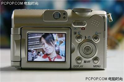 弄个数码相机过大年:大中买佳能A610更放心