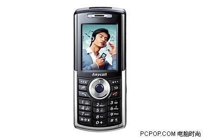 智能音乐机i308:三星手机终于一改小姐外观