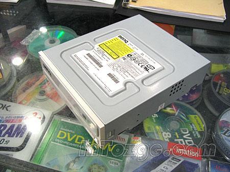 享受萨利刀明基刻录机DW1650仅售399元