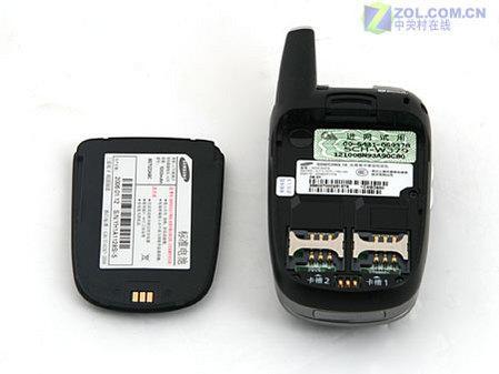 百万像素双模新品三星W379手机详细评测(6)
