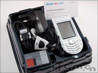 节后让利诺基亚6630手机仅售2480元