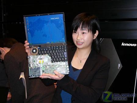 联想日本发布双核X60本本约合13000元