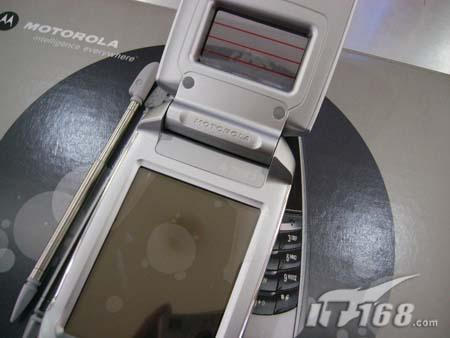 单骑救主摩托罗拉A780智能手机仅售2550