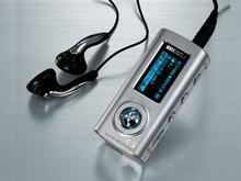 大品牌依旧领先十款中端MP3关注排行