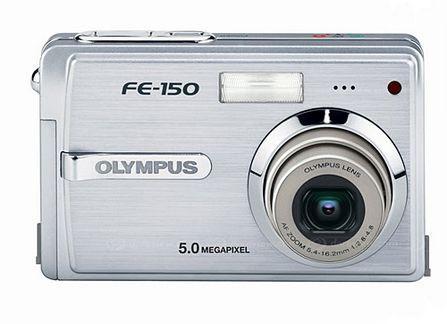 奥林巴斯发布FE系列两入门级数码相机